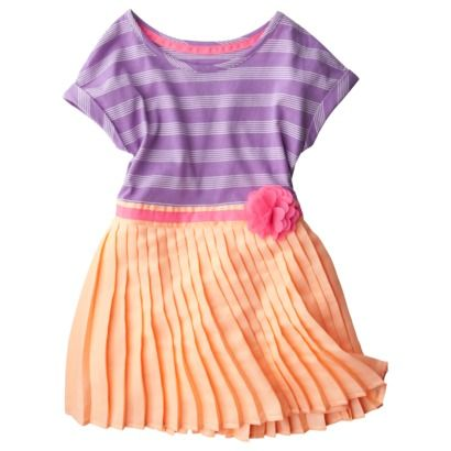Cherokee Infant Toddler Girls Chiffon Dress Katlyn Slater