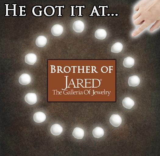 brother of jared, galleria of jewelry | Live lokai ...