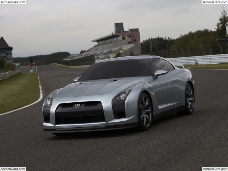 Nissan Gt R Proto Concept 2005 For My Garage Pinterest