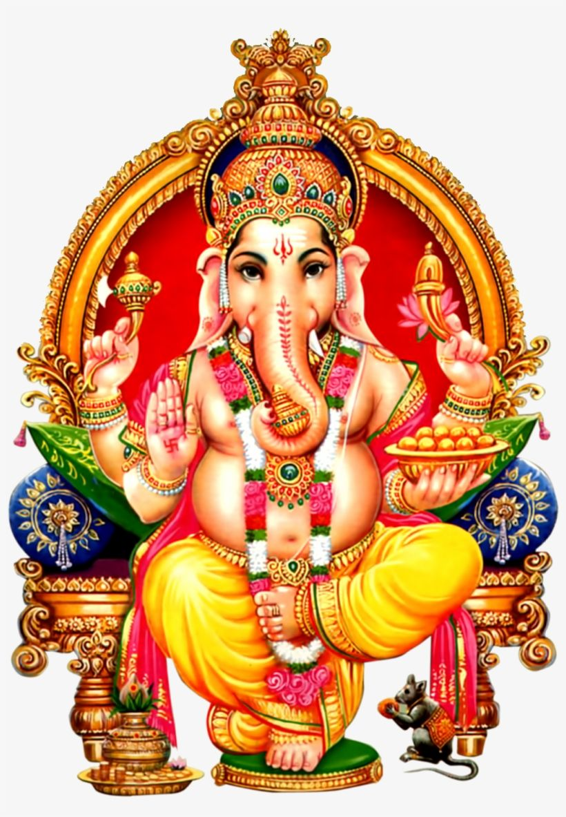 Lord Ganesha Clipart Png Download Lord Ganesh Png Hd Transparent Png Download In 2020 Ganesha Pictures Ganesh Images Ganesh