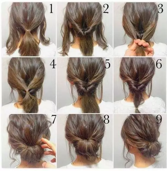 Photo of 10 Easy Hairstyles To Mix It Up