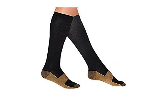 e757711c28 Miracle Copper Socks Antifatigue Compression Socks As Seen on Tv Large --  Check out the image by visiting the link.(It is Amazon affiliate link) # ...