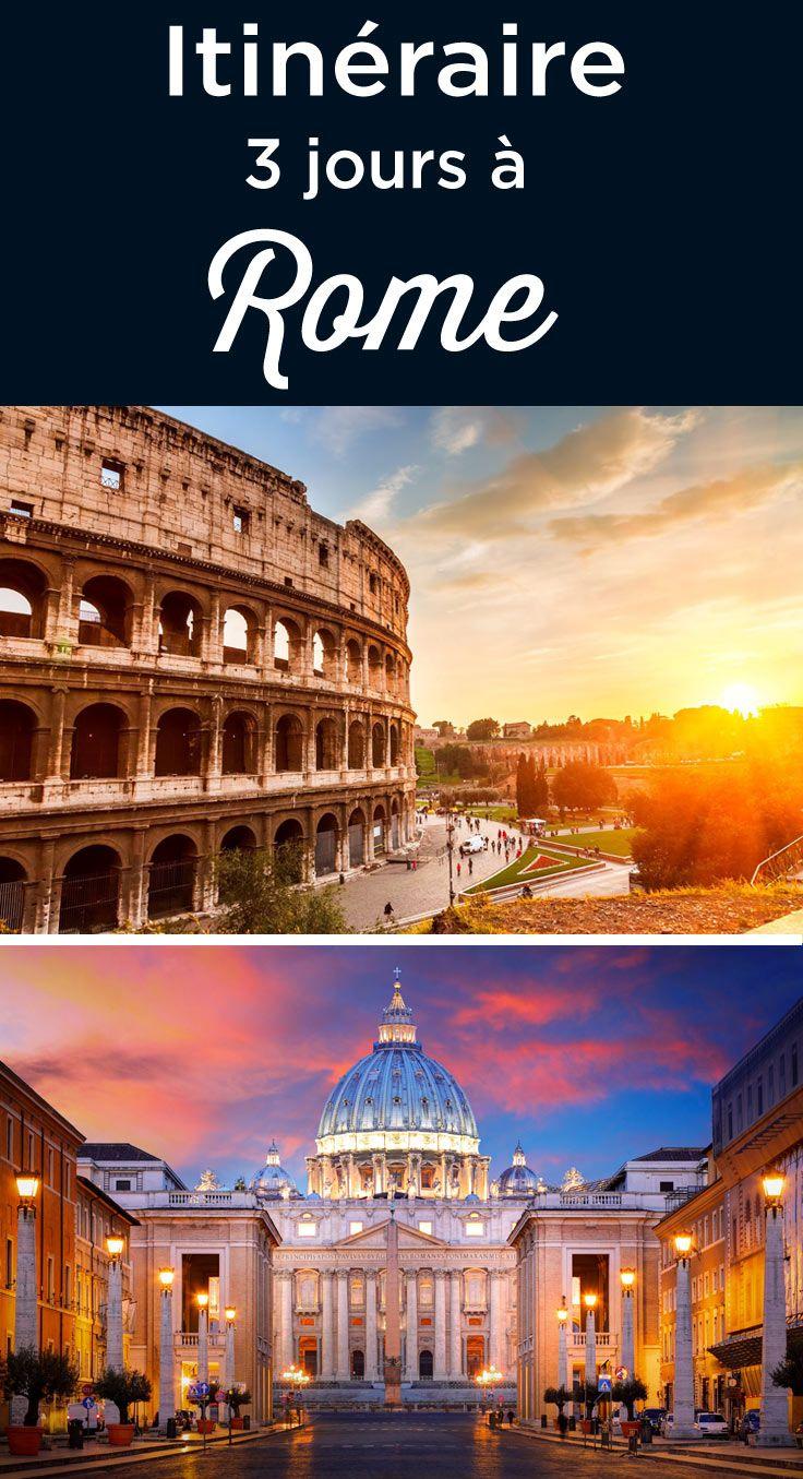 Visiter Rome en 3 jours | Que Faire + Où Dormir | Le Guide Ultime 2019