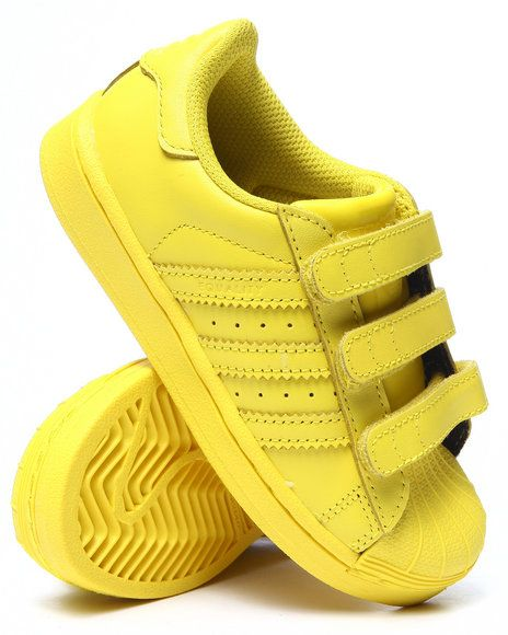 Adidas x Pharrell Superstar Supercolor sneakers!