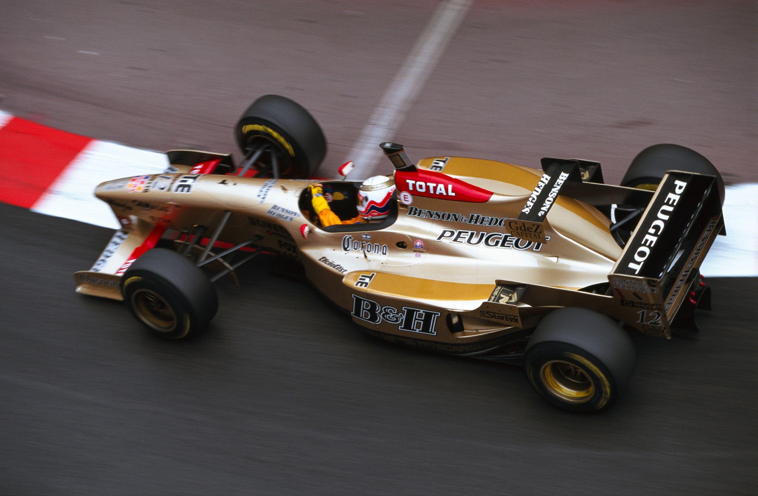 Jordan Peugeot 196 F1