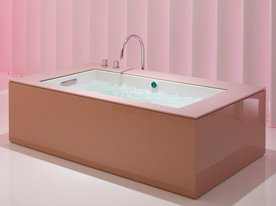 hydromassage bath-tub UNDERSCORE™ - K-1121 Kohler | Goerig MB ...
