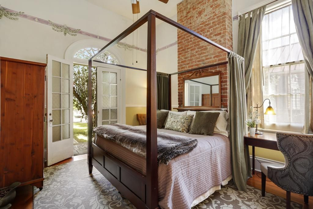 Auld Sweet Olive Bed and Breakfast, New Orleans Updated