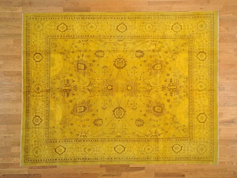 Yellow Oriental Rug 17 G Eous Interiors With Gold Rugs And Agra Carpets Antique 42095