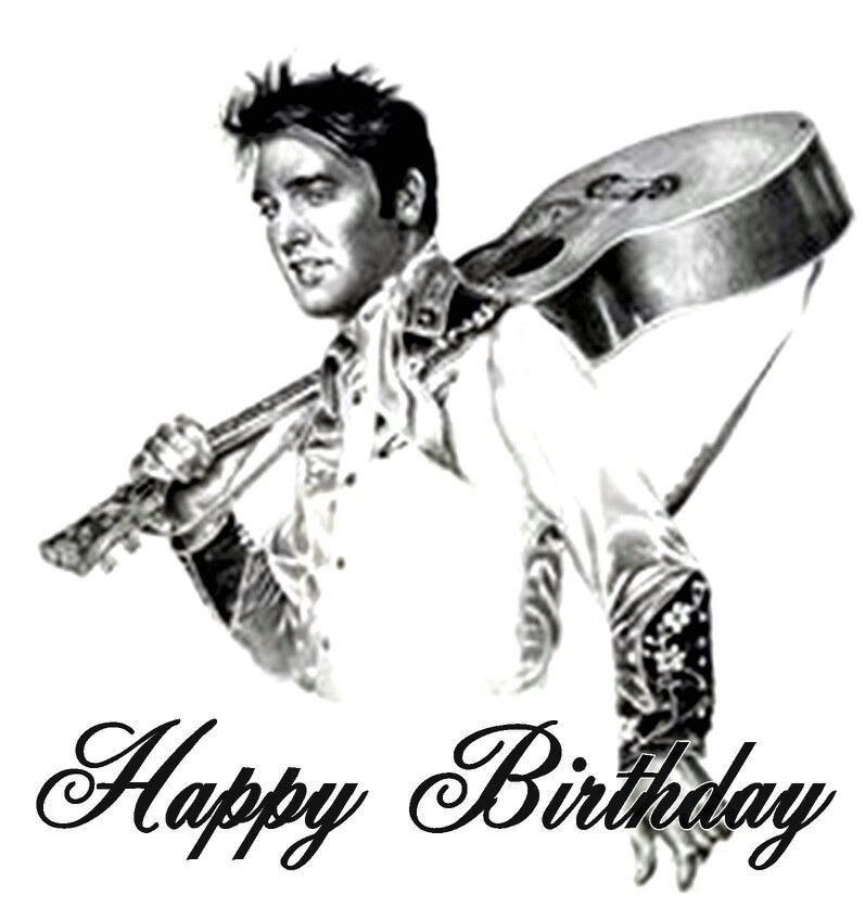 elvis happy birthday  happy birthday elvis elvis presley
