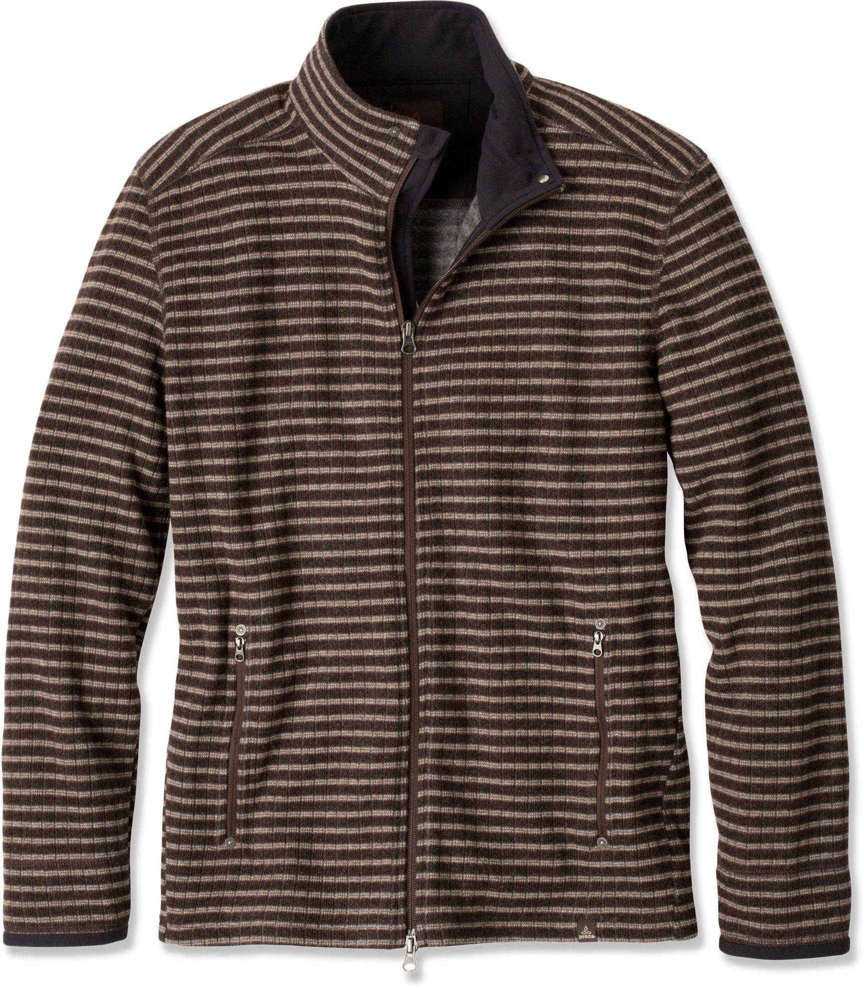 Prana Male Barclay Sweater - Men's