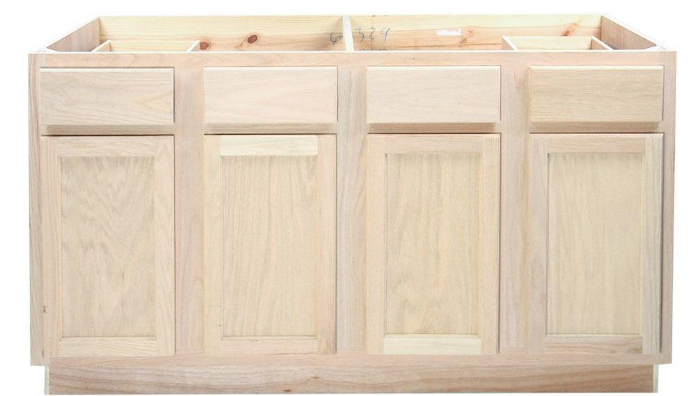 Unfinished Kitchen Cabinets Surplus Building Materials