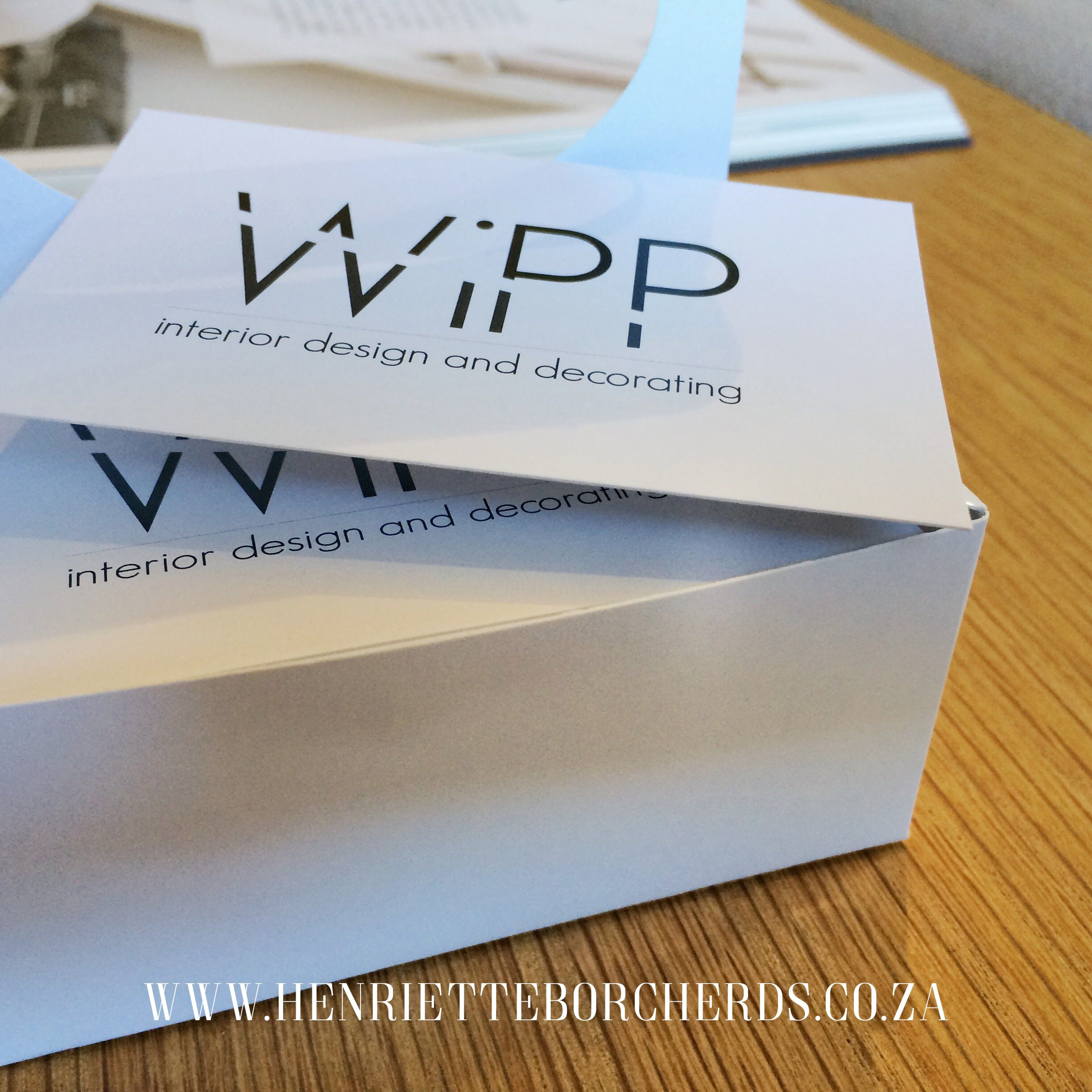 wipp design business cards stationery design logo h borcherds