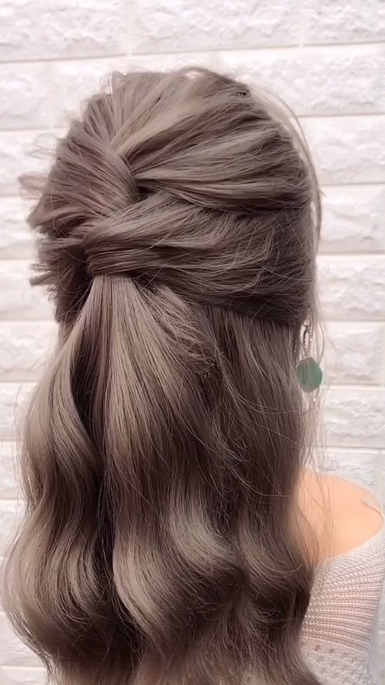 hairstyles for long hair videos #shorthair