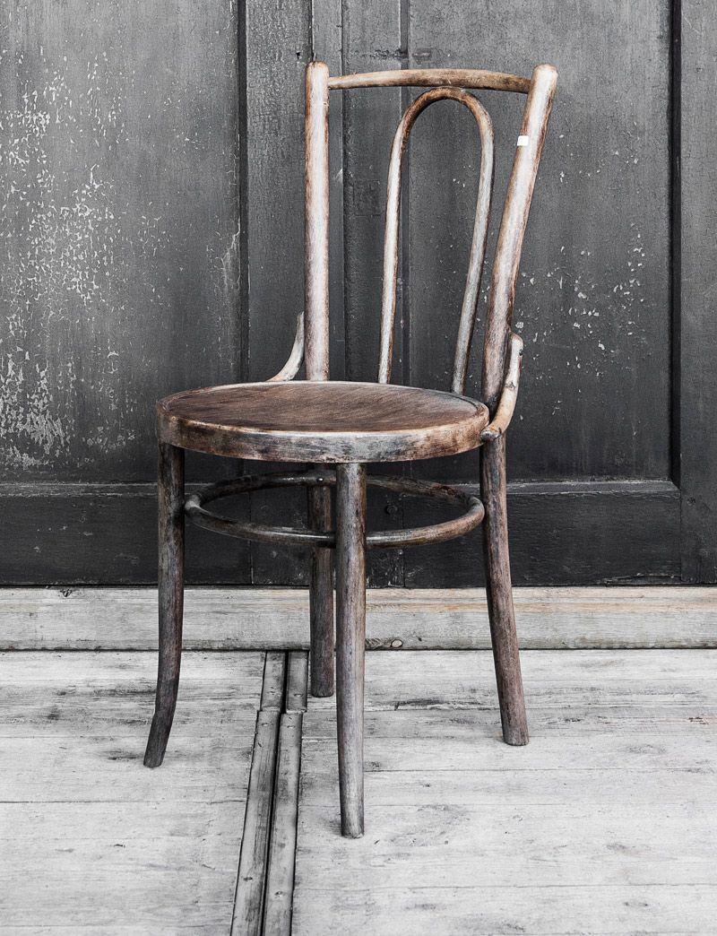 Houten Stoel Vintage.Oude Houten Stoel Uniek Stuk Old Wooden Chair Unique Piece