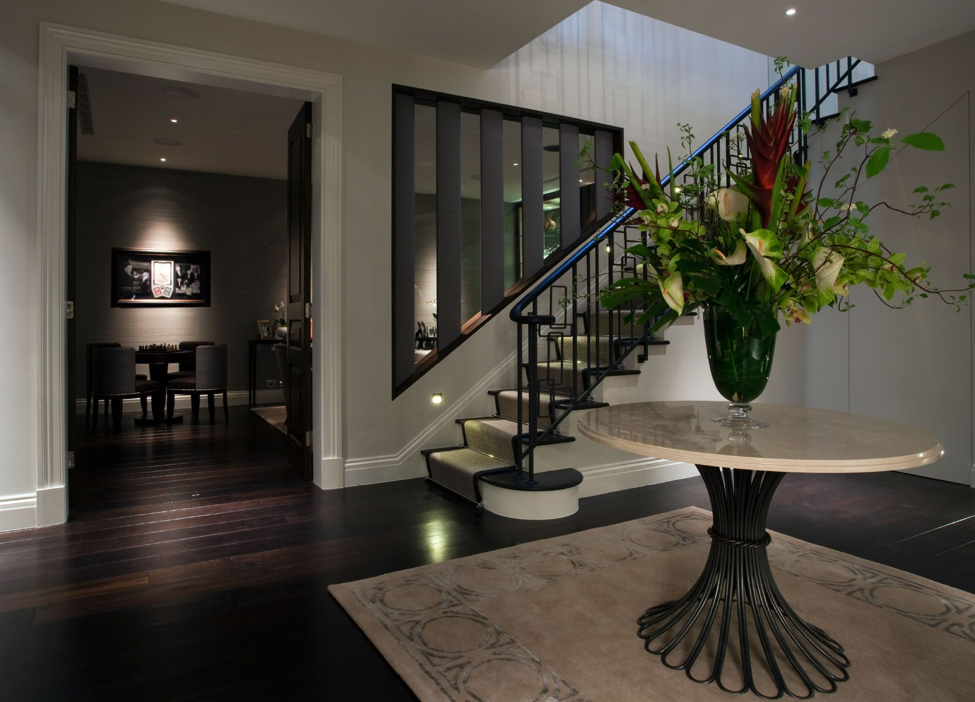 Knighsbridge Mews London Luxury Home By Finchatton!! Best Interior  Designers Modern Dining Room # Good Ideas