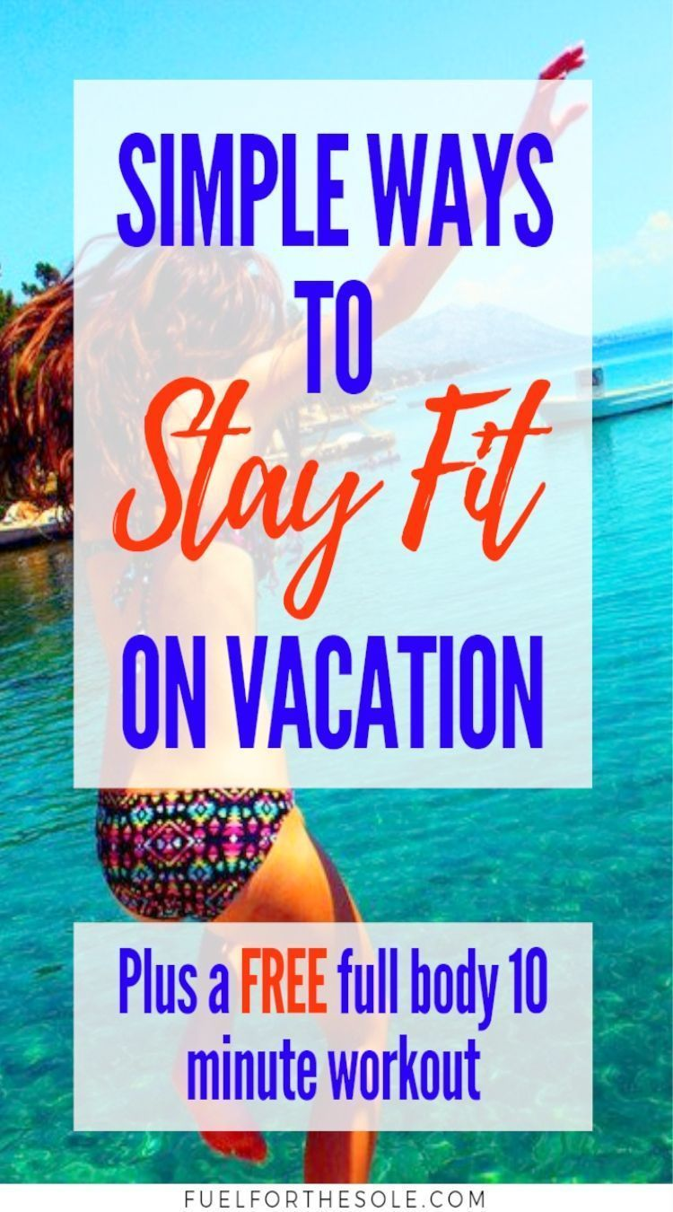 Learn simple ways to maintain motivation while you travel. We created the ultimate plan to stay heal...
