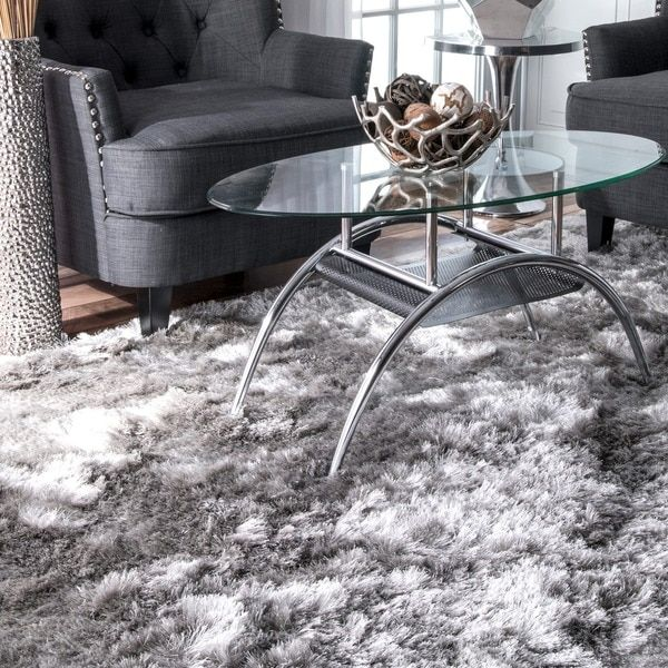 Overstock Com Online Shopping Bedding Furniture Electronics Jewelry Clothing More Modern Rugs Grey Shag Area Rug Silver Rug