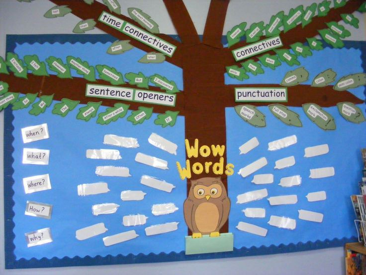 Teacher's Pet – Ideas & Inspiration for Early Years (EYFS), Key Stage 1 (KS1) and Key Stage 2 (KS2) | VCOP Display: