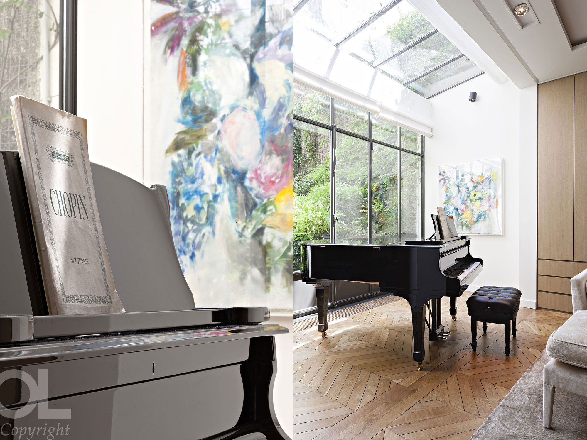 Prive Villa Maison Particuliere Interieur Kleuren Interieur Kleuren