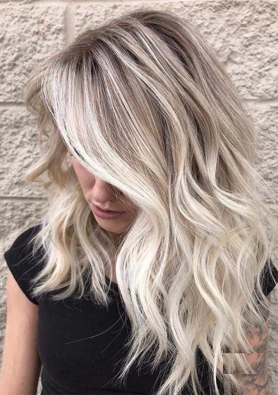 Best Ever Blonde Balayage Highlights to Wear Nowadays
