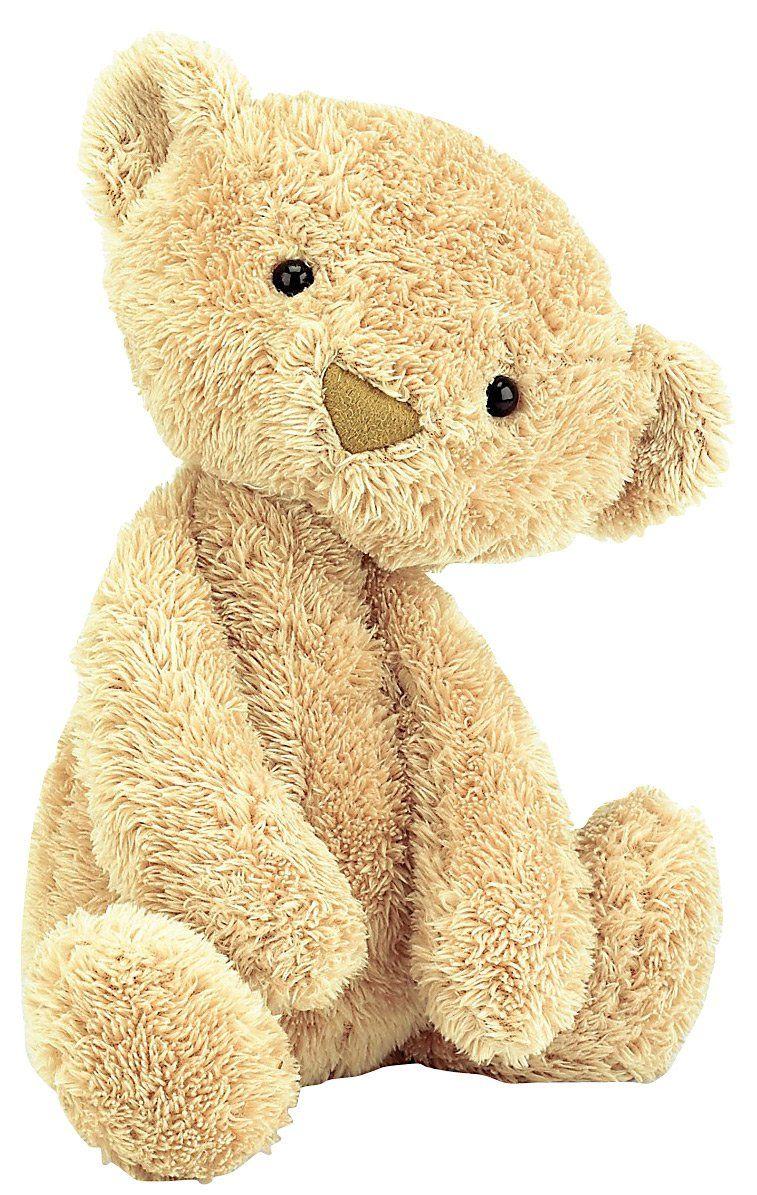 Jellycat Nugget Bear Jellycat, Animal dolls, Teddy bear