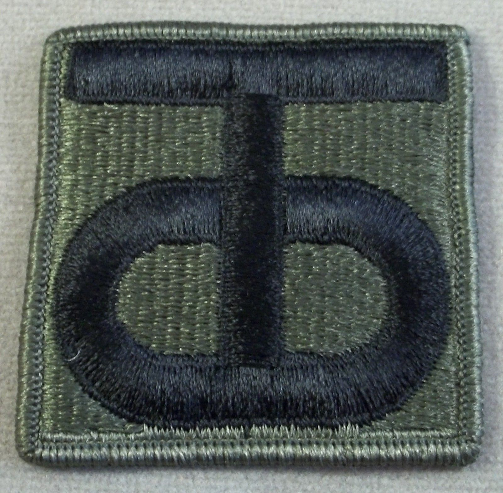 Details about US Army 90th Infantry Division Subdued