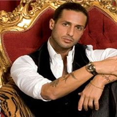 Fabrizio Corona - Owner of photography agency and television personality. Born 1974 in Catania, Sicily.