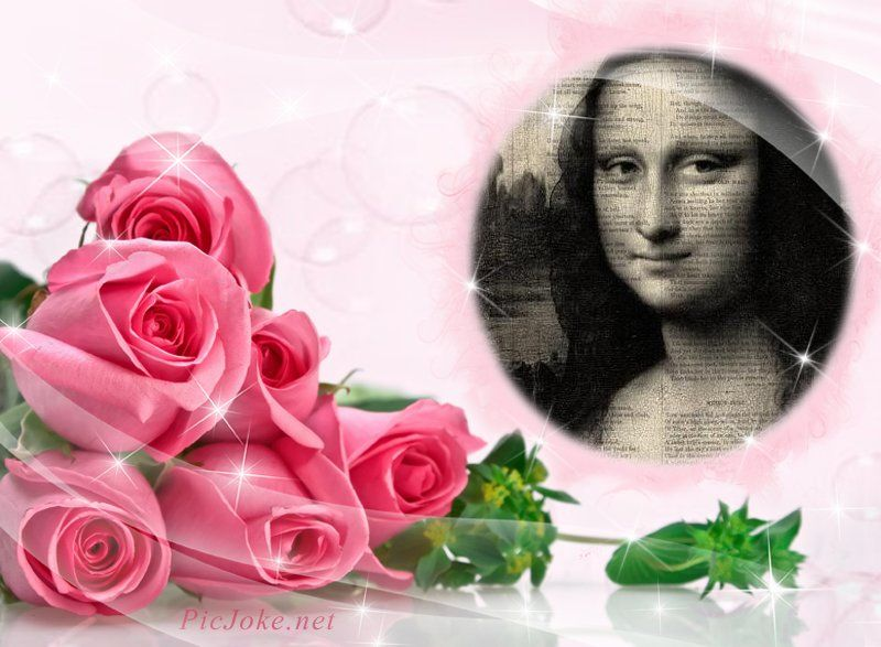 Picjoke Net Every Day New Photo Effect Rose Beautiful Artwork Photo Effects