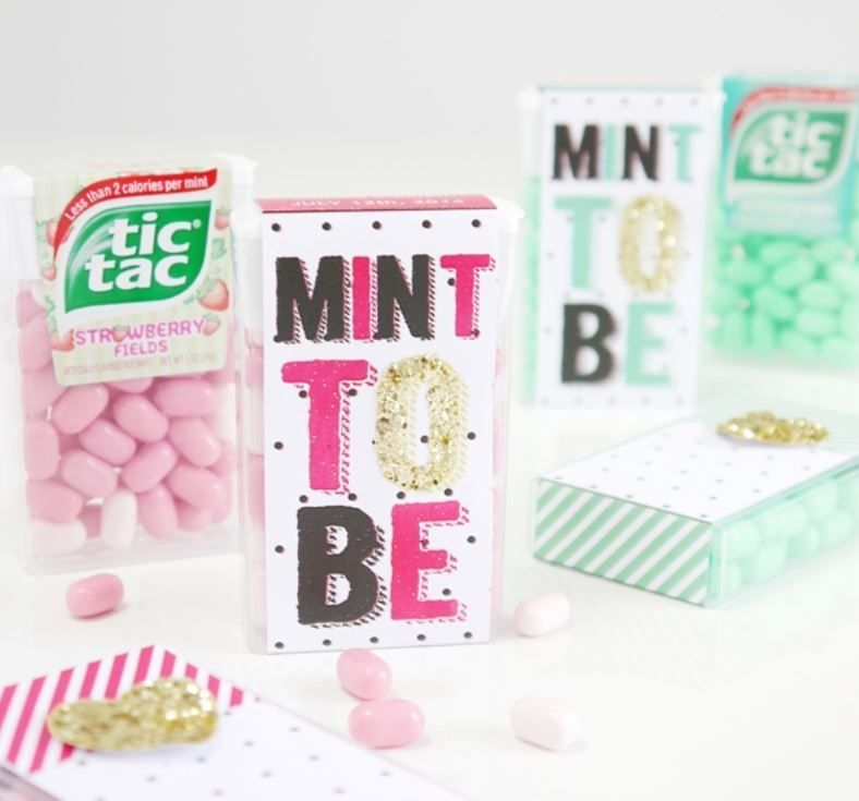 Mint To Be Wedding Favors Pinterest Favors Wedding And Bridal