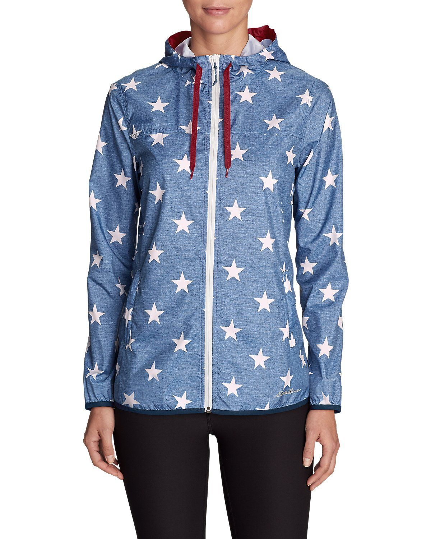 Women's Momentum Light Jacket Printed Light jacket