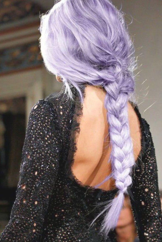 Pin pada pastel hair