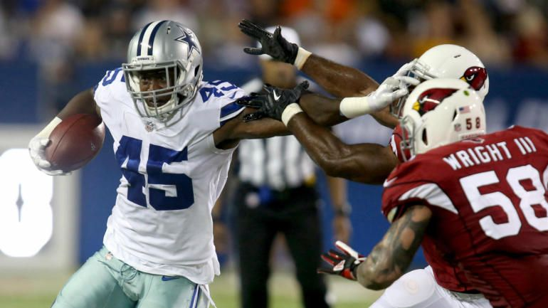 Cowboys Find New Candidate For Their Backfield In Former Fullback Rod Smith Football Cowboys Vs Cardinals Cowboys Vs