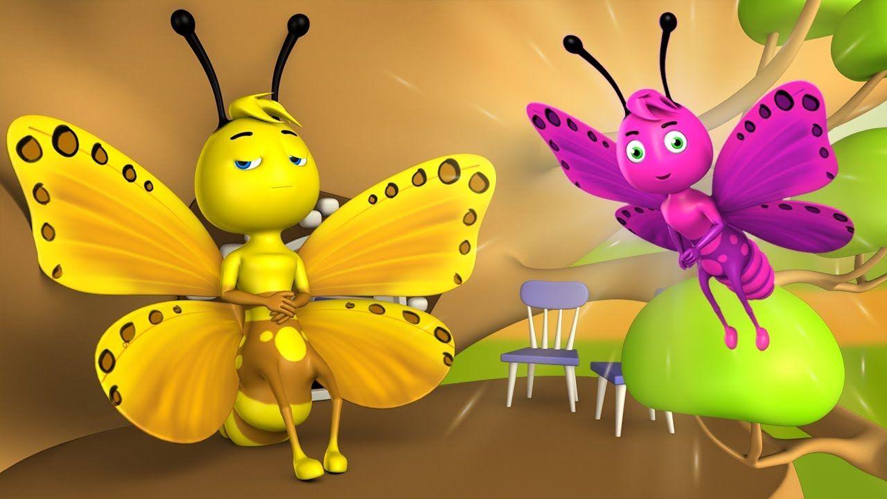சோம்பேறி பட்டாம்பூச்சிகள் தமிழ் கதை   Lazy Butterflies ...