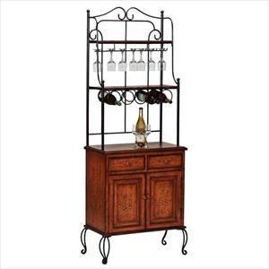 Nebraska Furniture Mart Stein World Baker S Or Wine Rack