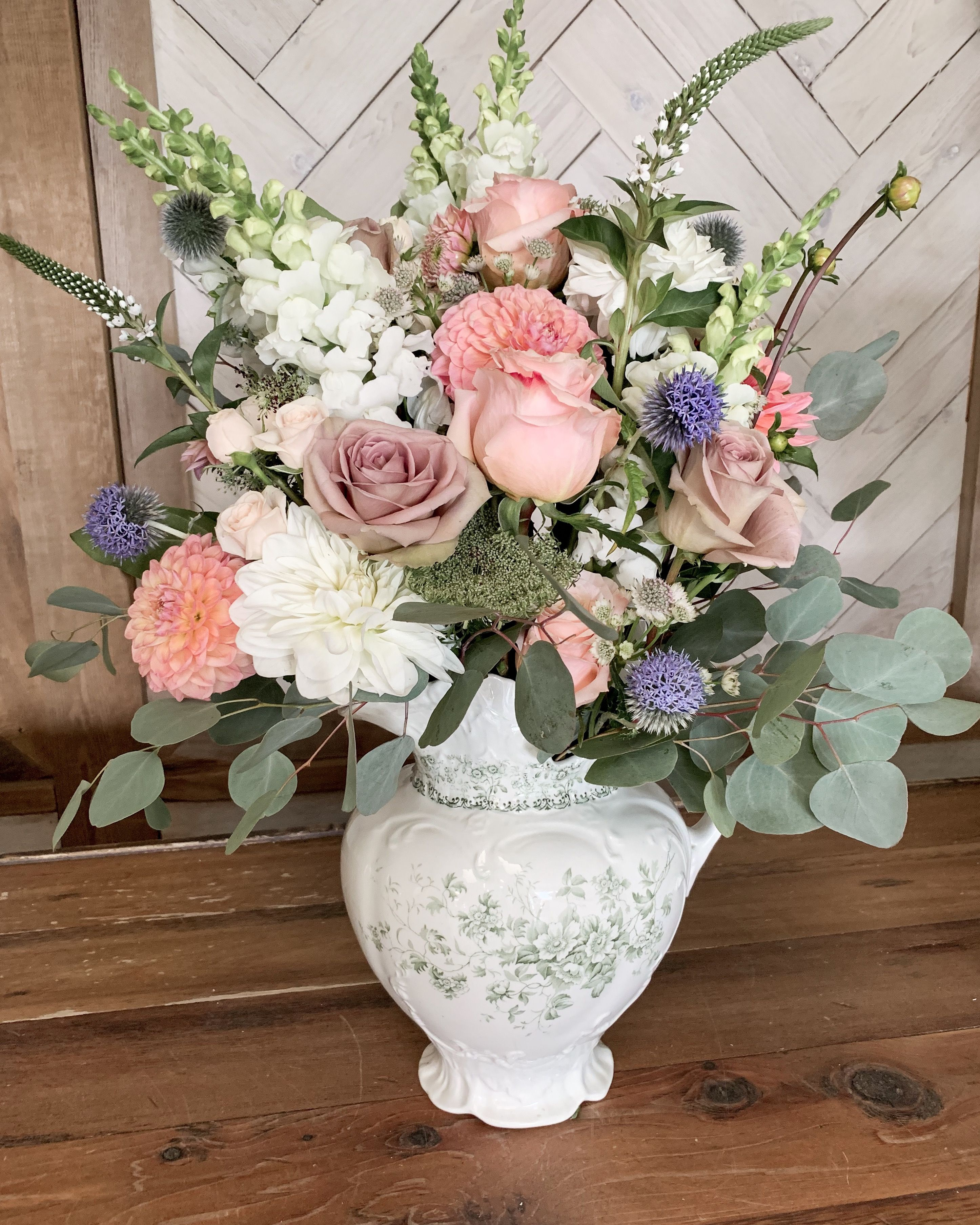 Antique vase flower arrangement flower vase arrangements