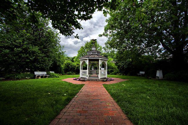 Mamie Davis Park, Occoquan, VA   Park and Virginia