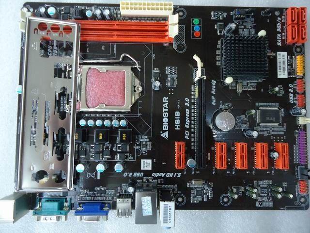 Biostar H61B Windows 8