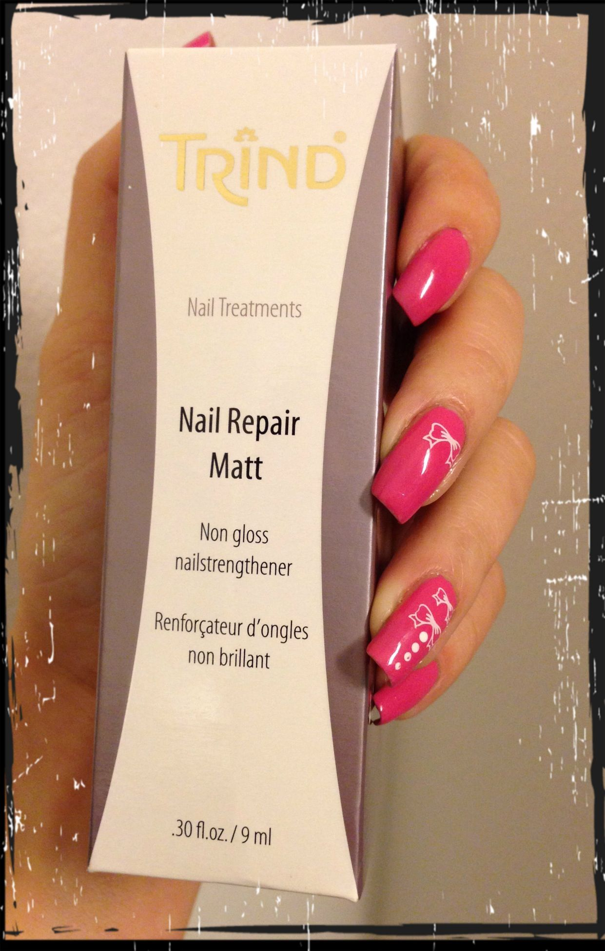 artificial nails are no longer necessary. all you need for long ...