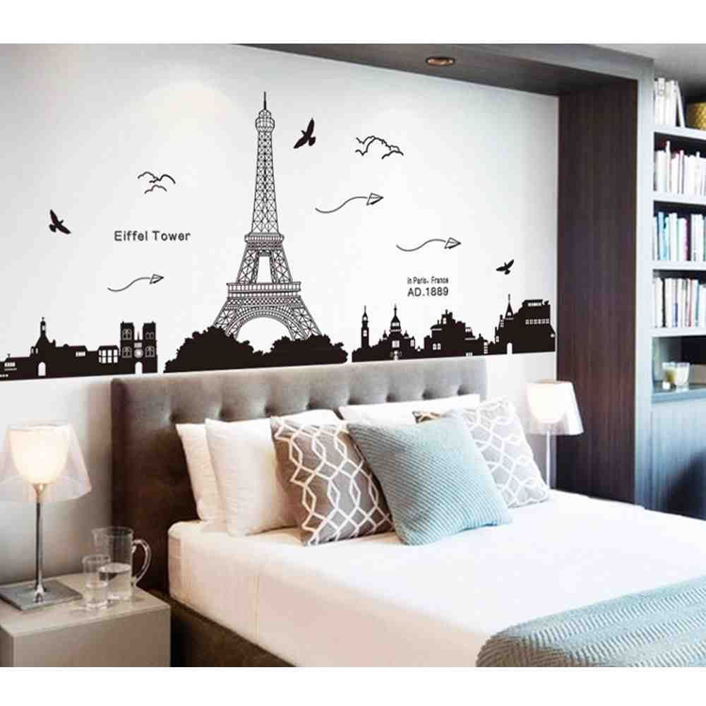 50+ Bedroom Wall Decoration Ideas   Interior Paint Colors For 2017 Check  More At Http