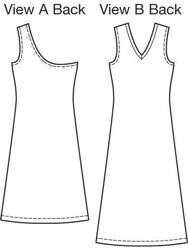 3778 KWIKSEW Schnittmuster Sommerkleider | Cosplay