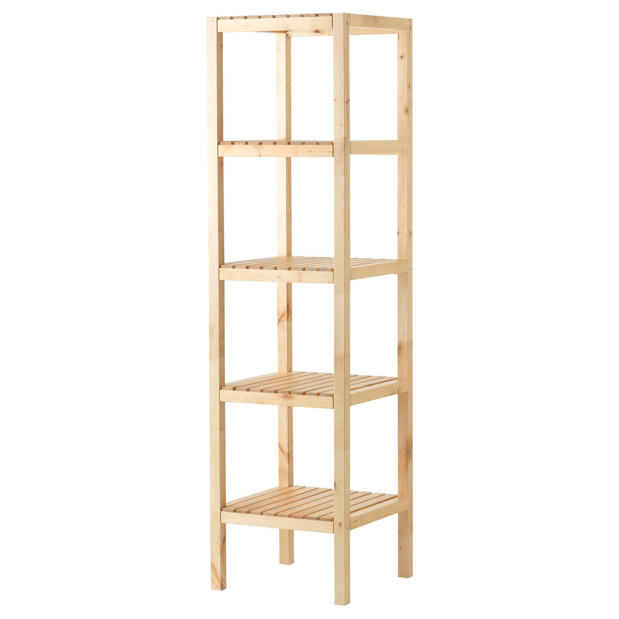 Incroyable MOLGER Shelf Unit   IKEA