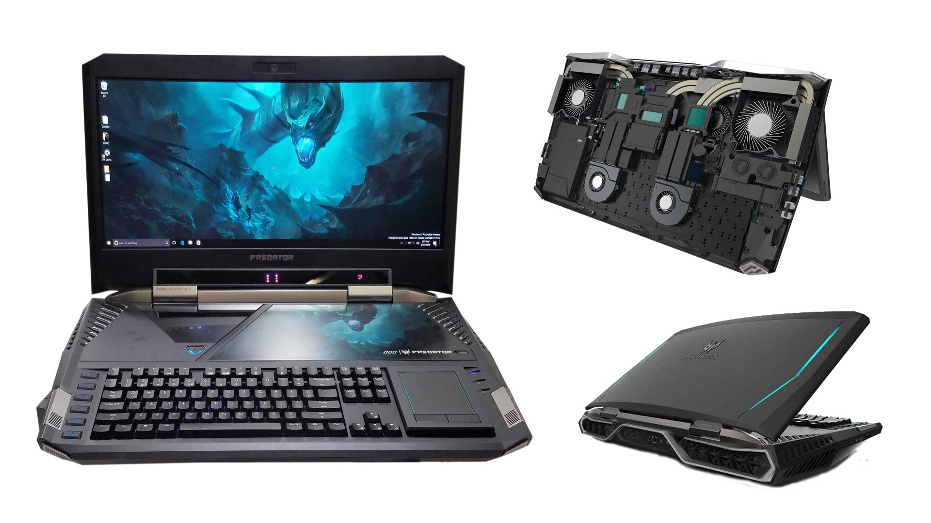 Acer S Monstrous Predator 21 X Gaming Laptop Priced At 8 999 Read More Http Bit Ly Acerpredator21x Best Gaming Laptop Gaming Laptops Laptop Computers