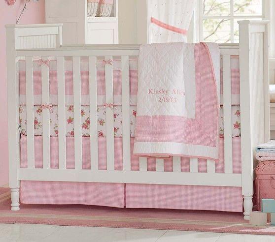 Catalina Cottage Crib Luxury Baby Crib Cribs Girl Nursery Crib