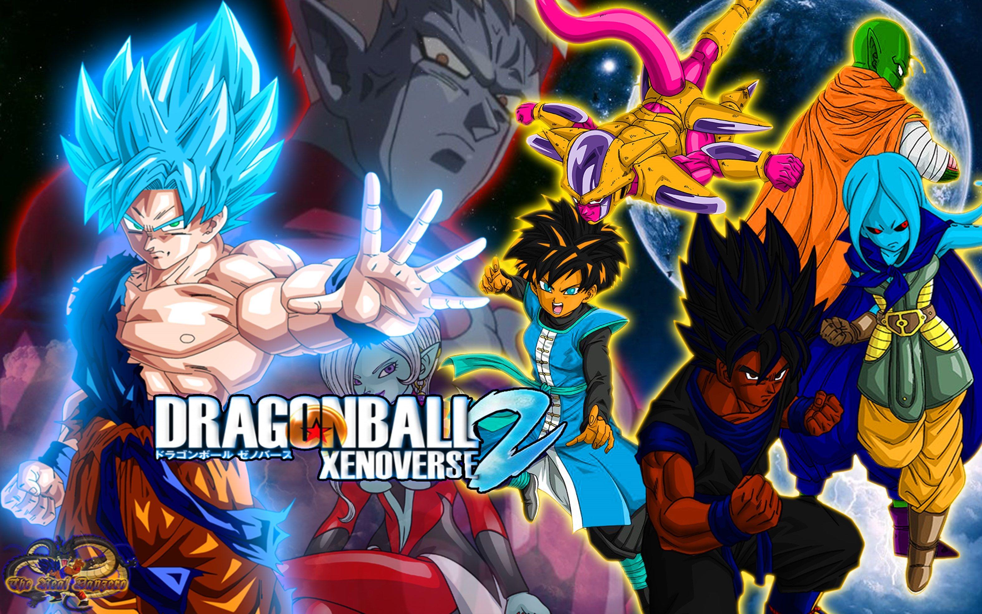 Dragon Ball Xenoverse 2 Review Keengamer Pc Games Download Dragon Games Dragon Ball