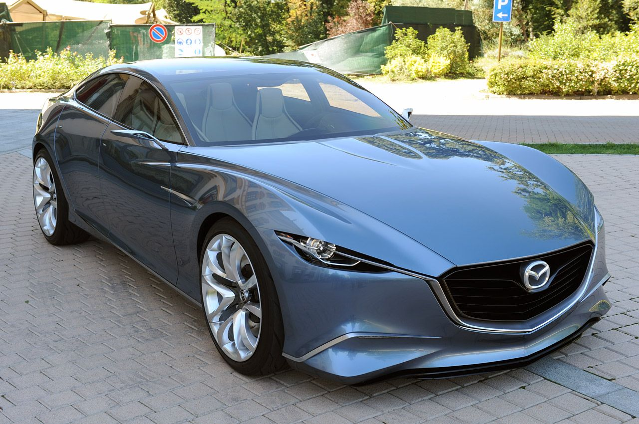 Great Sport Cars · Cars · Mazda Shinari Concept