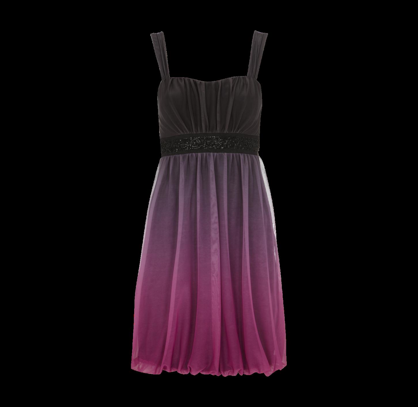 MONTEGO - Kleid mit dekorativer Applikation - Peek ...