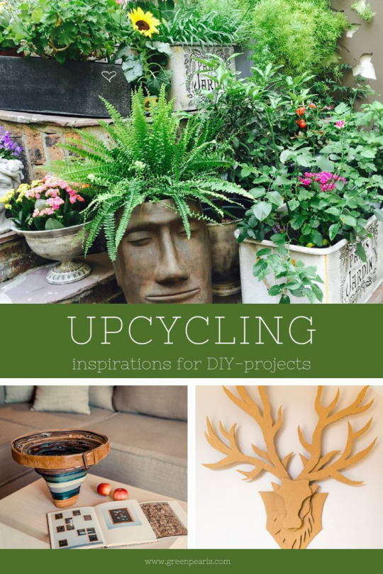 #Upcycling probably is one of the most resource-friendly ways to create  something new by skillfully revitalizing and recombining old things.  There are no limits to creativity and imagination! Among our hotel  partners you can find some creative minds that already have saved some  items from the landfills and inspire us with many details at the #hotel.  #ecotravel #ecohotel #diy #greenpearls #upcycledcrafts #upcycled #crafts #household #items