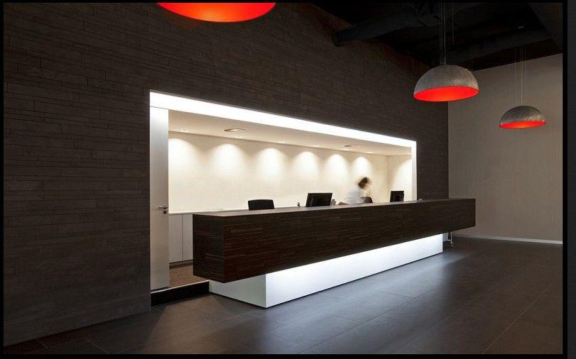 modern reception desk design google search - Desk Contemporary Design