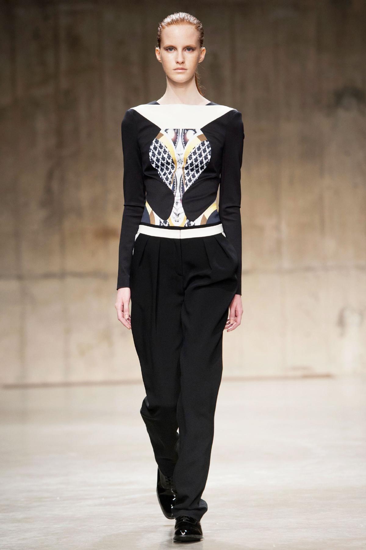 Peter Pilotto Fall 2013 RTW Collection - Fashion on TheCut