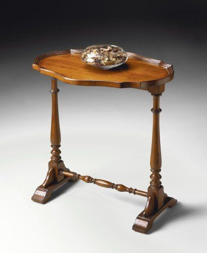 Butler Specialty Company Antique Cherry Accent Table Mpn 5046011
